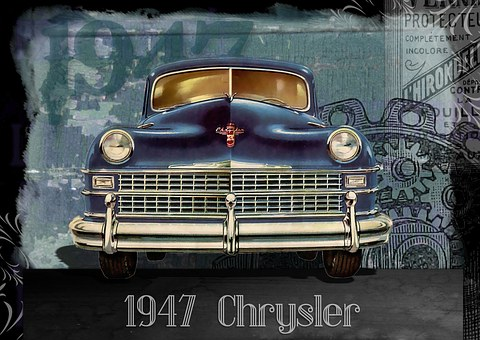Old Chrysler