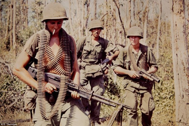 vietnam war vets