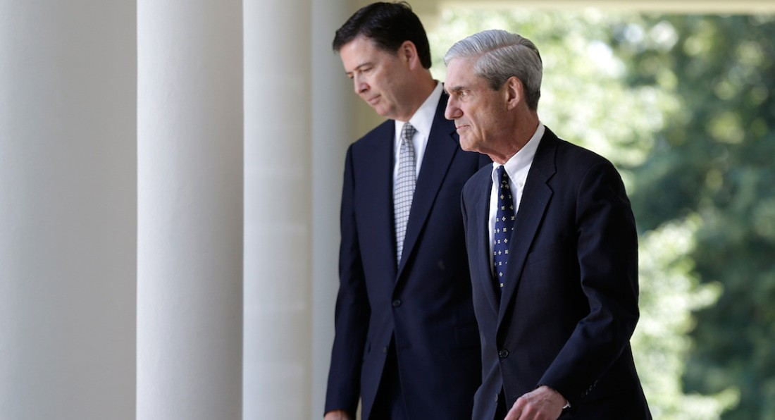 comey and muelller