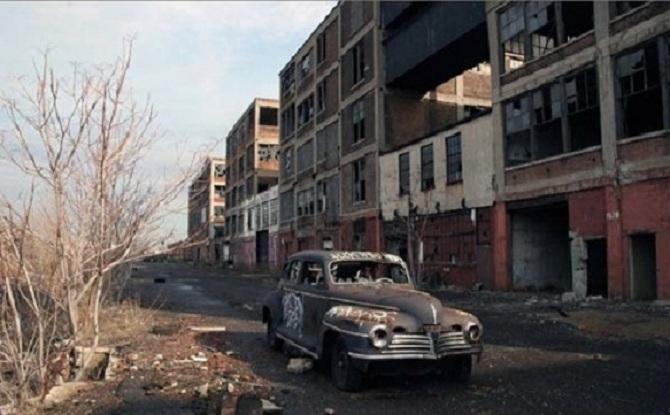 Old Auto Plant