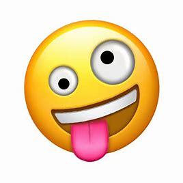wacky happy face