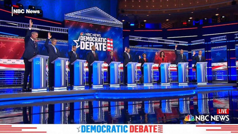 Dem Debates