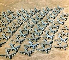 B-52s in mothballs