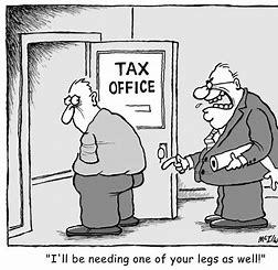 arm and leg taxes